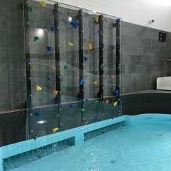 Bølgen bad - bassengene