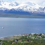 Lillefjellet, Olderdalen Kåfjord