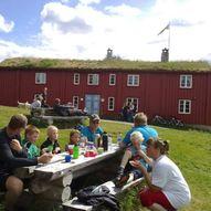 Familievennlig sykkeltur til Svukuriset i Femundsmarka