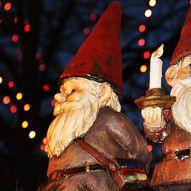 Julemarked på Moserud Gård