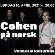 Cohen på norsk