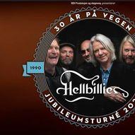 Hellbillies - 30 år på vegen // 20. mars