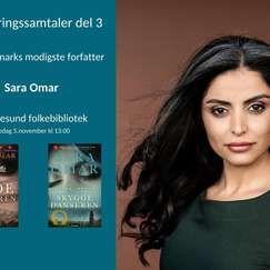 Forfattertreff med Sara Omar