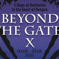 Friday ticket - Beyond the Gates: Uprising