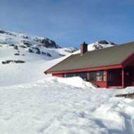 Skitur fra Nilsebu til Litle Aurådal