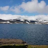 Finse til Rjukan over Rauhelleren
