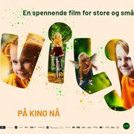 Knøttekino - Vilja - den rampete skogsfeen