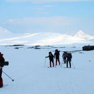 Lyse dager på Nordkalotten
