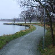 Grønne sykkelruter: Madla – Hålandsvannet – Tungenes