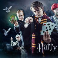 Harry Potter ( med Å) // Madam Pysj