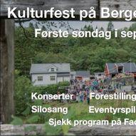 Kulturfest Bergendal 2021