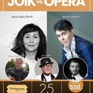 Joik vs Opera