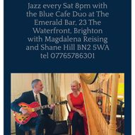 Jazz every Saturday at The Emerald