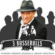 3 Busserulls Show med Jubalon orkesteret
