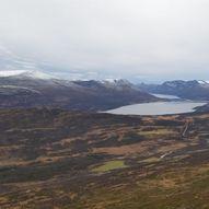 Stensesbruna 1210 moh.