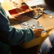 Stjernekikkertverkstad for barn