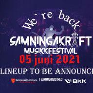 Samningakraft Musikkfestival 2021