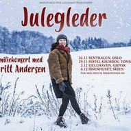 Julegleder med Maj Britt Andersen