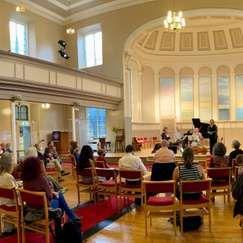 Stockbridge Music Hub -- Friday Concert Series