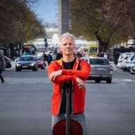 Myke cello-toner i Det Klassiske Hjørnet