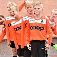 Tine Fotballskole i Åsane