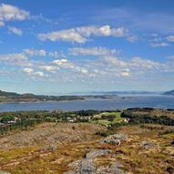 Topptur til Haliberget på Madsøya