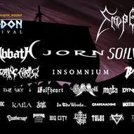Karmøygeddon Metal Festival 2022