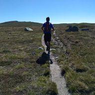 Hardangervidda på langs – en løpetur. (Ustaoset - Rauhelleren - Kalhovd - Rjukan)