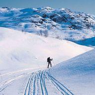Rundtur på ski i Sirdalsheiane