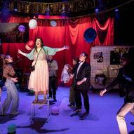 Scener fra et ekteskap - teater på Kulturfabrikken