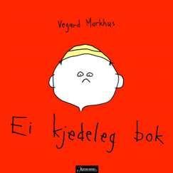 Barnelørdag: Ei kjedeleg bok med Vegard Markhus