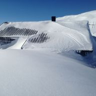Skitur fra Litle Aurådal til Kringlevatn via Svartevassmagasinet