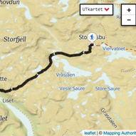2018 Hardangervidda Summer Hike
