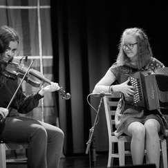 Astrid Garmo og Ingrid Standal Sørheim