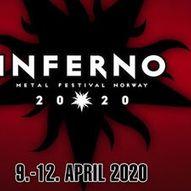 INFERNO METAL FESTIVAL 2022 - Thursday Ticket