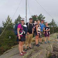Meisetur fra Steinskogen til Kolsås Nordtopp