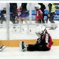 Skøyting isbingen/pingvinbanen 01.03