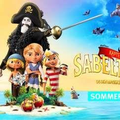 Sommerkino - Kaptein Sabeltann og Den Magiske Diamant