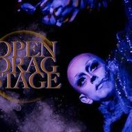 OPEN DRAG STAGE Night på SALT