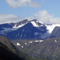 Topptur til Surtningssue (2368 moh.)