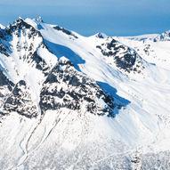 Topptur på ski til Nordre Sætretind (1365 moh.)