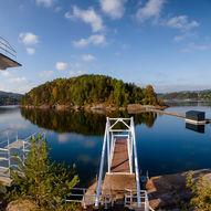 Olavsberget badeplass