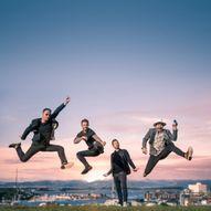 FØRDE OPP-FESTEN // 2021 STAVANGERKAMERATENE LIVE @SUNNFJORDSALEN
