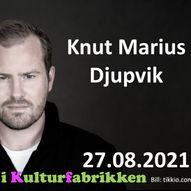 Knut Marius med band -Byfesten Kulturfabrikken
