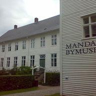 Mandal museum og Vigeland hus