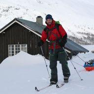 Rundtur på ski øst i Skarvheimen