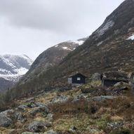 Fjellstøylen i Årdalen