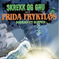«Skrekk og gru med Frida Fryktløs»  - Talentutviklingsproduksjon. 30.10.21 kl 15.00
