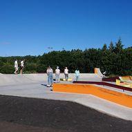 Kragerø skatepark