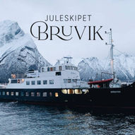 Julelunsj om bord Juleskipet Bruvik//Dagscruise